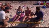 Sardinya sahillerinde Zafer şov!