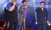 Big Boy, Gökhan ve Murat Boz'dan rap performansı...