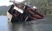 Kendi başının çaresine kendi baktı! Yükü ağır gelen tanker...