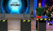 Otuzdokuzuncu bölüm eleme oyunu (03/11/2016)
