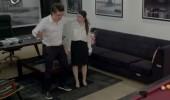 Sevdiği kadına ofisinde basılınca olanlar oldu!