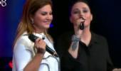 Sibel Can ve Aylin o şarkıya düet yaptılar!
