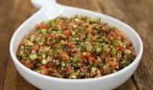 Zeytinli Kaşık Salata