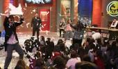 Dünyaca ünlü grup stüdyoyu birbirine kattı!