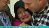 Saliha Hanım yeni mutfağını gözyaşlarıyla karşıladı
