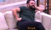 Zeyd'in taklitleri Erdi'yi güldürdü