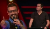 O Ses Türkiye'nin yeni bölümünde kahkaha tufanı