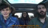 Ramazan Göz6 aracıyla tura çıktı: 'Zeyd ve Berna'nın ayrılması iyi oldu!'