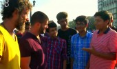 Hintli gençlerle Türkçe konuştular!