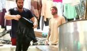 Serkay ve Zafer çamaşır yıkadılar! 'Dünyanın en büyük...'