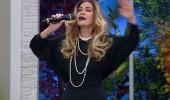 Türk pop müziğinin eskimeyen sesi Gül Erda canlı yayında