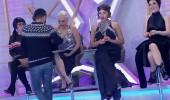 Simay Tokatlı'nın babasından yarışmacılara mandalina sürprizi