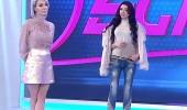 37. bölüm Aleyna Eroğlu podyumda