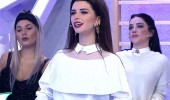45. bölüm Aleyna Eroğlu podyumda