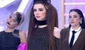 46. bölüm Aleyna Eroğlu podyumda