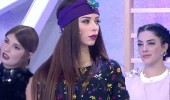 49. bölüm Aleyna Eroğlu podyumda