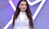 50. bölüm Aleyna Eroğlu podyumda