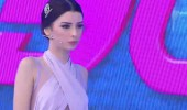 53. bölüm Aleyna Eroğlu podyumda