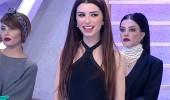 57. bölüm Aleyna Eroğlu podyumda
