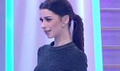 61. bölüm Aleyna Eroğlu podyumda