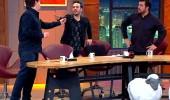 3 Adam, Ronaldinho'nun ardından stüdyoda tartıştı!