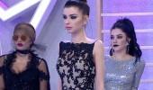 65. bölüm Aleyna Eroğlu podyumda