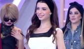 69. bölüm Aleyna Eroğlu podyumda