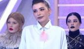 70. bölüm Aleyna Eroğlu podyumda