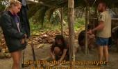 İzinsiz yenen coconut'lar Ünlüler adasında sorun çıkardı!