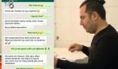 3 Adam'ın Ferhat Göçer'li Whatsapp skeci çok konuşulur!