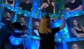 Fulya, stüdyodaki resminin yerini değiştirdi