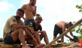 TV'de Yok - Ünlüler adasında gruplaşma tartışması!