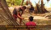 Adem ve Sabriye coconut konusunda tartıştı!