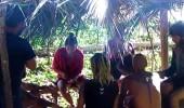 Gönüllüler adasında tansiyon yükseldi