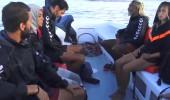 Teknede tansiyon yükseldi!