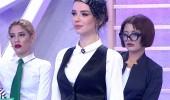 85. bölüm Aleyna Eroğlu podyumda
