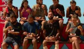 Ödülü kazanan Gönüllüler hamburgere doydu!
