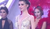 96. bölüm Aleyna Eroğlu podyumda