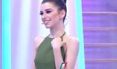 97. bölüm Aleyna Eroğlu podyumda