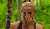 Sema gözyaşlarını tutamadı!