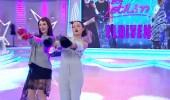 Maryam ve Bahar'dan dans şov