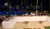 Yarışmacılar birleşme partisinde krallar gibi ağırlandı!