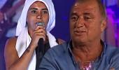 Sabriye'den Fatih Terim'e büyük jest!