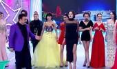 Bülent Serttaş ve İşte Benim Stilim kızlarından muhteşem şov!