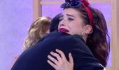 Aleyna Eroğlu hıçkıra hıçkıra ağladı