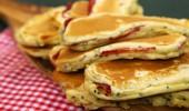 Pancake Sandviç tarifi...