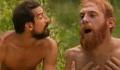 Furkan ve Serhat arasında sert tartışma!