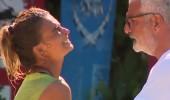 Pınar sakatlandı: Omzum çıkmış olabilir