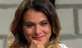 Pınar Saka gözyaşlarına engel olamadı!