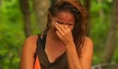 Berna ödül oyunu sonrası gözyaşlarını tutamadı